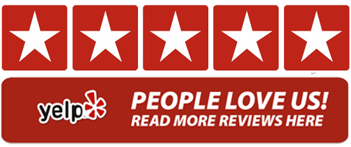 Spry Movers 5 Star Rating on Yelp